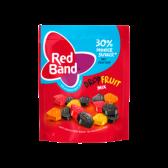 Redband Licorice fruit mix 30% less sugar