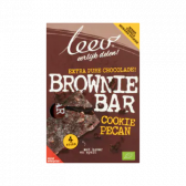 Leev Bio brownie cookiebar granen