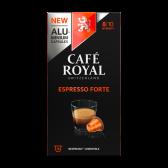 Cafe Royal Espresso forte capsules klein