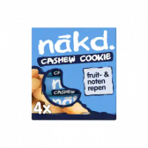 Nakd Cashew cookie nut bar with fruit