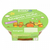 Ella's Kitchen Biologische bolognese schotel vol met tomaten, paprika en ui (vanaf 12 maanden)