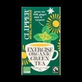 Clipper Organic green tea energise