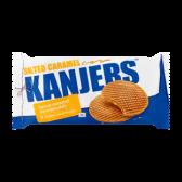 Kanjers Gezouten karamel stroopwafels