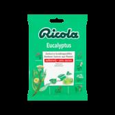 Ricola Suikervrije Zwitserse eucalyptus kruidenpastilles