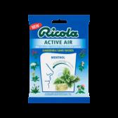 Ricola Suikervrije Zwitserse active air menthol kruidenpastilles