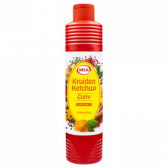 Hela Curry ketchup with herbs original large