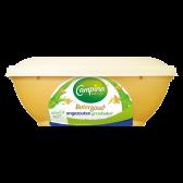 Campina Butter gold unsalted grass butter tub