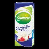 Campina Non perishable whipped cream