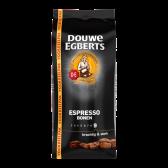 Douwe Egberts Espresso coffee beans large