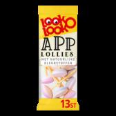 Look o Look App lolly pops