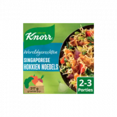 Knorr Singaporese Hokkien mie world dish