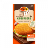 Mora Specials chicken burgers (only available within the EU)