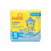 Zwitsal Size 5 diapers volume pack
