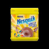 Nestle Nesquik chocolate plastic box