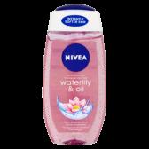 Nivea Waterlily and oil nursing shower gel