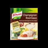 Knorr Mushroom cream sauce