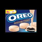 Oreo Koekjes omhuld met witte chocolade