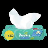 Pampers Fresh clean babydoekjes verpakking