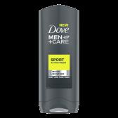 Dove Active fresh sport shower gel men + care small