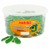 Haribo Frogs silo