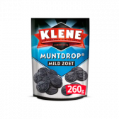 Klene Mild sweet coin licorice