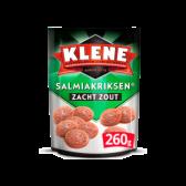 Klene Zacht zoute salmiakriksen