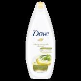 Dove Natural care olive oil skin care
