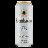 Krombacher Pils beer