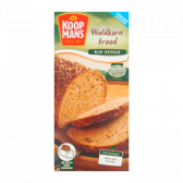 Koopmans Waldkorn brood rijk gevuld