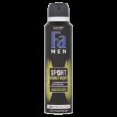 Fa Men sport energy boost 72u deodorant spray (alleen beschikbaar binnen Europa)