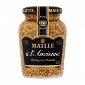 Maille Grind mustard sauce with white wine