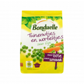 Bonduelle Tuinerwtjes en worteltjes zeer fijn (alleen beschikbaar binnen Europa)