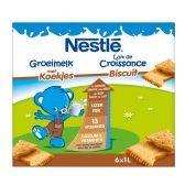Nestle Groeimelk biscuit 6-pack (1 jaar)