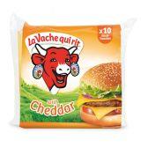 La Vache Qui Rit Cheddar kaas plakken