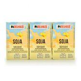 Delhaize Vanille soja drank 3-pack