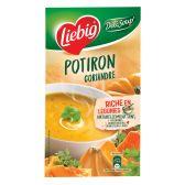 Liebig Deli Pumpkin soup with coriander