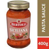 Bertolli Siciliana pasta sauce