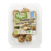 Delhaize Organic and vegetarian algae balls (only available within Europe)