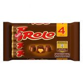 Nestle Rolo chocolate toffees 4-pack