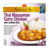 Authentic Asia Kip massaman jasmijnrijst