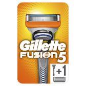 Gillette Fusion manual scheerapparaat