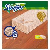 Swiffer Stofvangende doekjes hout en parket
