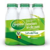 Campina Semi-skimmed milk 6-pack