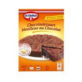 Dr. Oetker Chocoladetaart mengeling