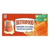 LU Betterfood flat cookies for porridges