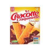 LU Chocolate craquinette