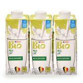 Delhaize Biologische halfvolle melk 3-pack