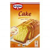 Dr. Oetker Cake natuur bereiding