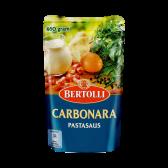 Bertolli Cabonara pasta sauce large