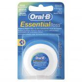 Oral-B Essential anti-plague mint floss